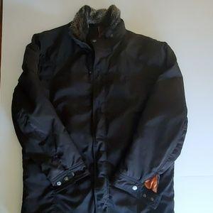 Mens Hawke & co medium winter jacket
